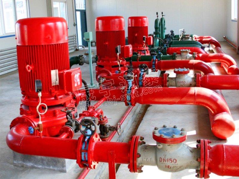 水泵机组维保