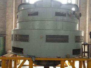 大型水冷电机维修