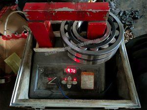 电磁加热安装轴承